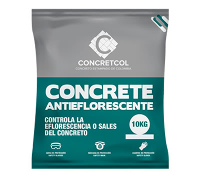 3 CONCRETE ANTIEFLORESCENTE